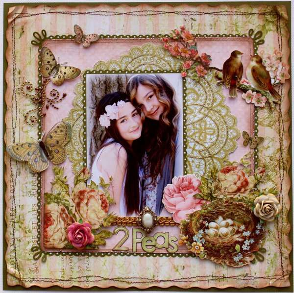 awesome talent Gabrielal | Scrapbooking Pages and Layouts | Pinterest