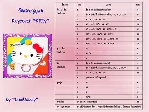 Key Cover Kitty