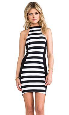Fairground Stripe Scuba Dress  WAS $152.88 NOW $69.80 http://www.richgurl.com/linkout/2009402