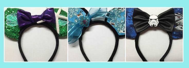 Make your own Disney head bands!  #bands #Disney   – Head Wraps – #Bands #Disney…   – Head Wraps