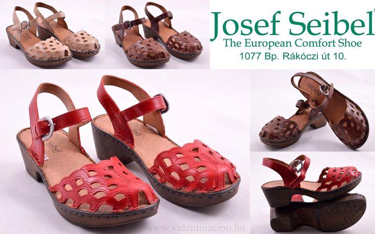 Josef Seibel szandálok, három színben is vásárolható üzletünkben, vagy kényelmesen rendelhető webáruházunkból 😀  http://valentinacipo.hu/josef-seibel/noi/barna/szandal/142786340  http://valentinacipo.hu/josef-seibel/noi/piros/szandal/142637440  http://valentinacipo.hu/josef-seibel/noi/bezs/szandal/142787940  #josef_seibel #Női_szandál #Valentina_ciopőboltok
