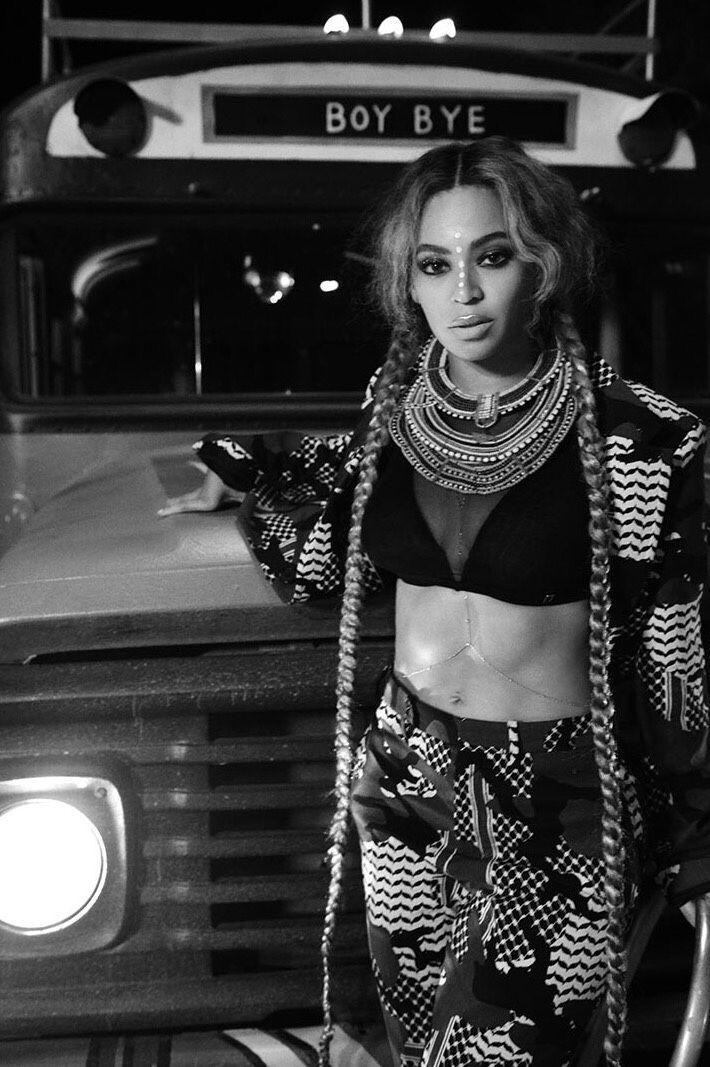 Beyoncé Sorry Lemonade Music Video