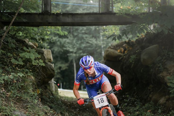 Find out on Garneau's blog some unconventional advice for women from Hannah Rae Finchamp, 3x Collegiate MTB National Champ, about how to progress in MTB.