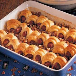 Sweet Sausage Rolls Recipe - Took these for MOPS breakfast last Friday and they disappeared!  So yummy!