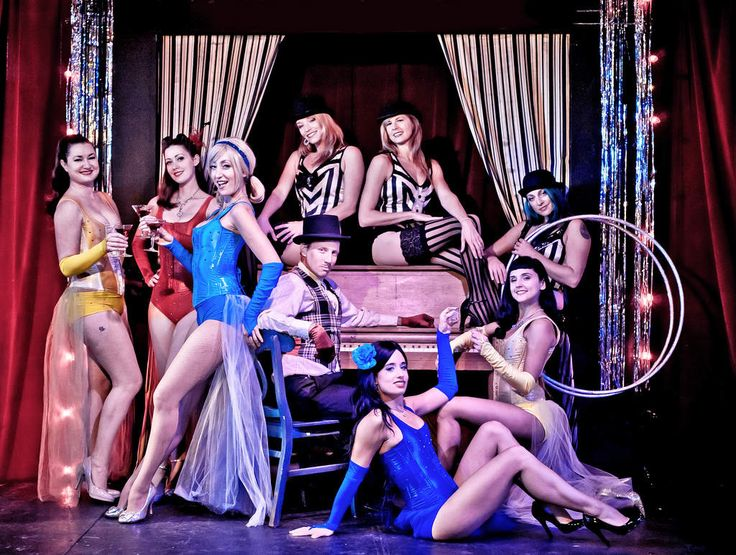 The Best Burlesque Shows in New Orleans                              …