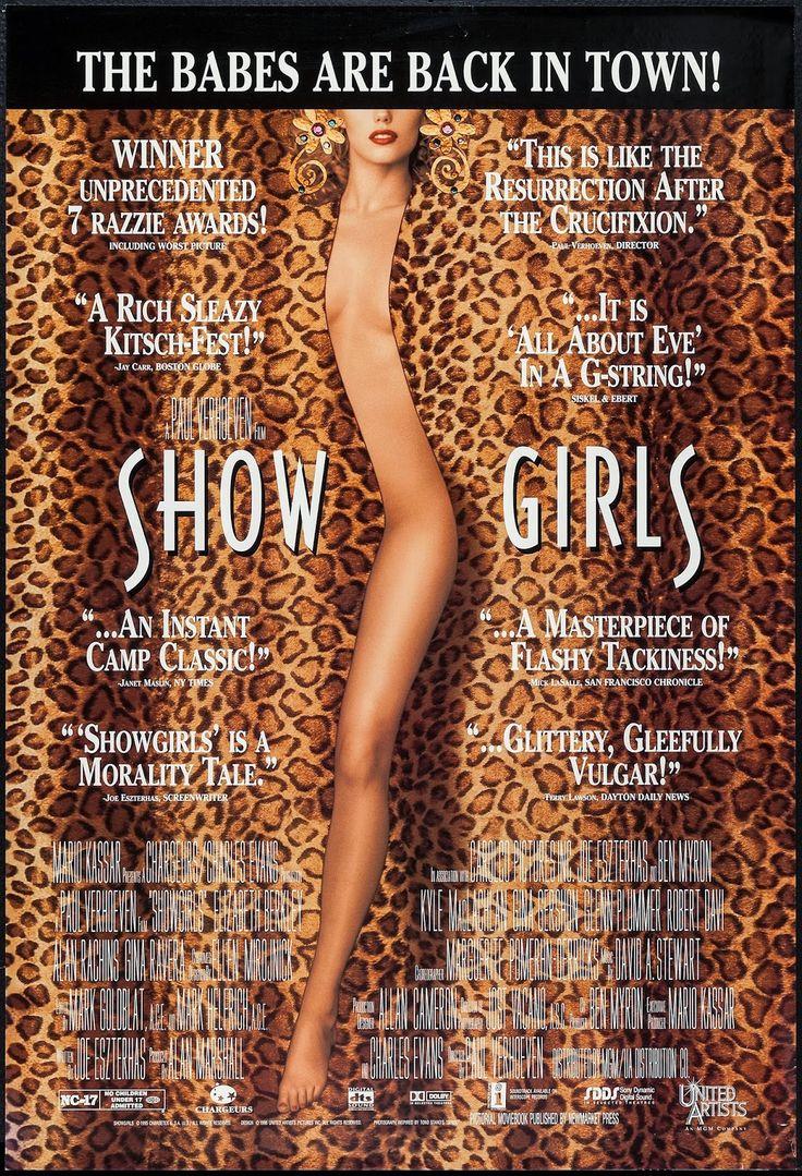 SHOWGIRLS (Dir. Paul Verhoeven, 1995)