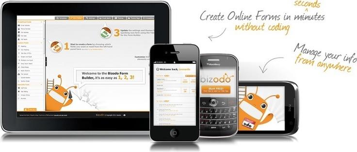 [bizodo] Online Form Builder and Project Management Software