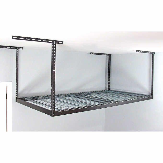 Ft Overhead Garage Storage Rack, Overhead Garage Storage Rack Accessories