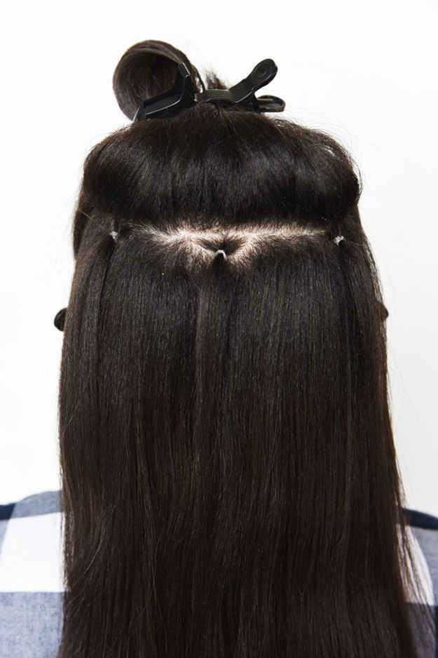 20 best projects to try images on pinterest weaving techniques this guide will show you exactly how to use clip in hair extensions pmusecretfo Image collections