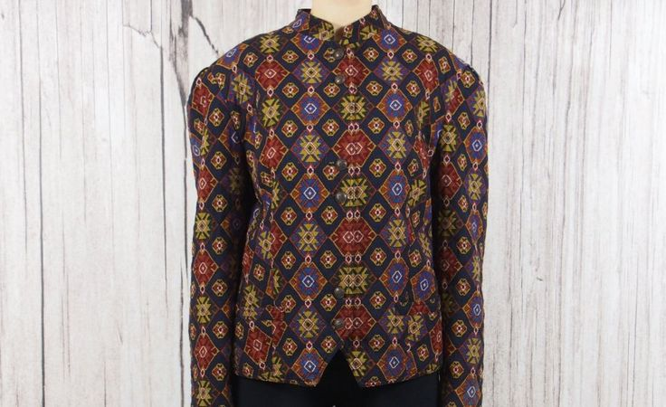 Etno jacket by SweetSpicyVintage on Etsy