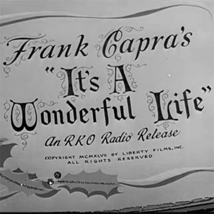 During the holidays, we turn to Frank Capra's classic film for advisor insights and inspiration. For George Bailey, like everyone, there comes a time in life when you must evaluate your choices. Have you lived by your values? Do you know what's really important? Do you understand why you believe what you believe?