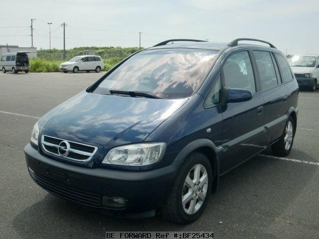 "Opel Zafira - popularny ""Tatowóz"". http://manmax.pl/opel-zafira-popularny-tatowoz/"