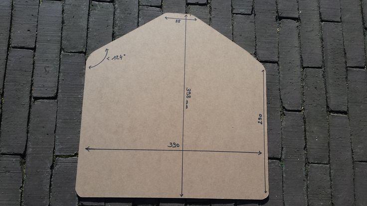 Back board dimensions Bullitt