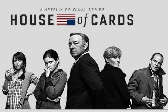'House of Cards' - Politics as you never knew it