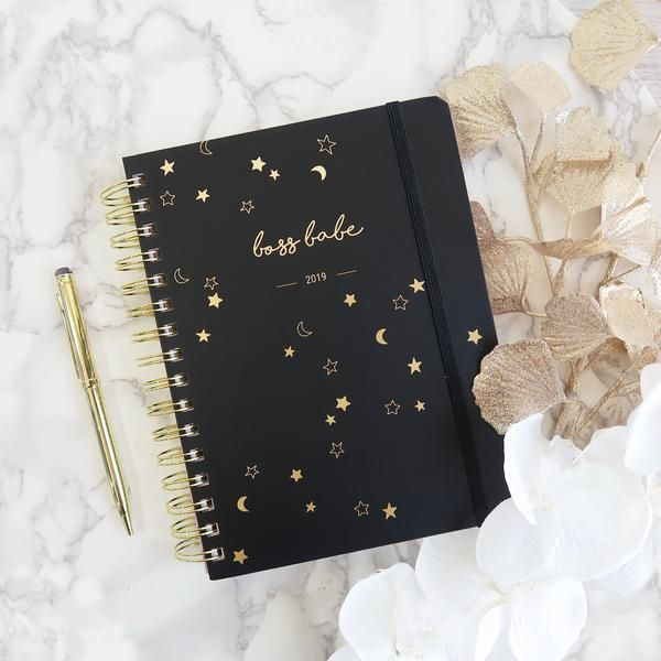 Boss Babe Mid Year Planner 2019 2020 Perfect Planner