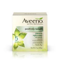 I love this stuff!! Brighten and even skin tone with AVEENO® POSITIVELY RADIANT Intensive Night Cream