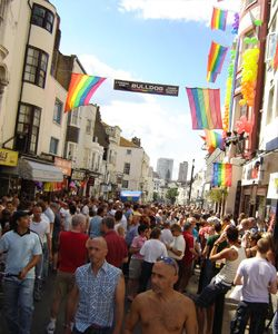 Brighton Pride drops two day festival seafront 2013 plan