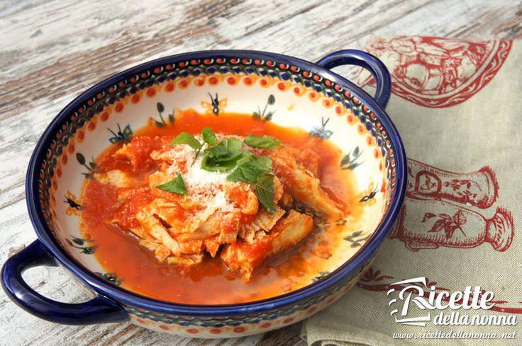 La trippa è uno dei piatti più tipici della cucina romana. Deliziosa completata da una generosa spolverata di pecorino e menta ovviamente romana.