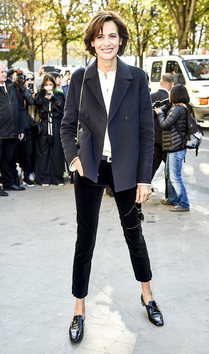 25+ Best Ideas About French Women Style On Pinterest