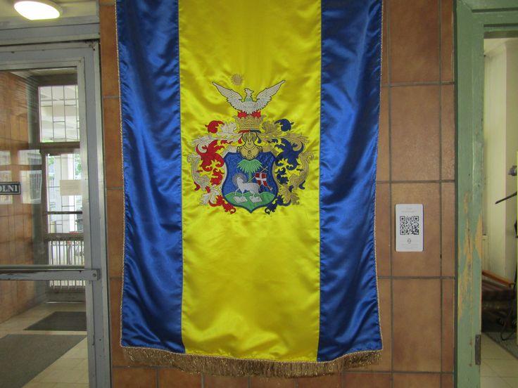 2. Debrecen zászlója