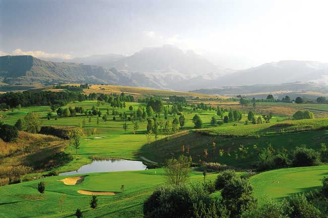 Champagne Sports Resort, Champagne Castle - South Africa