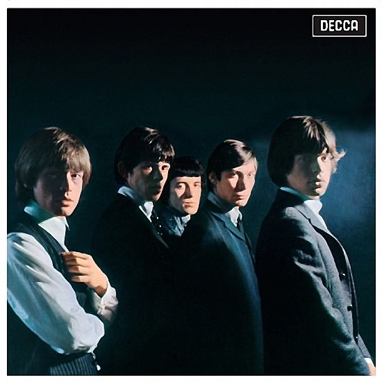 The Rolling Stones (1964) where it all began for me...