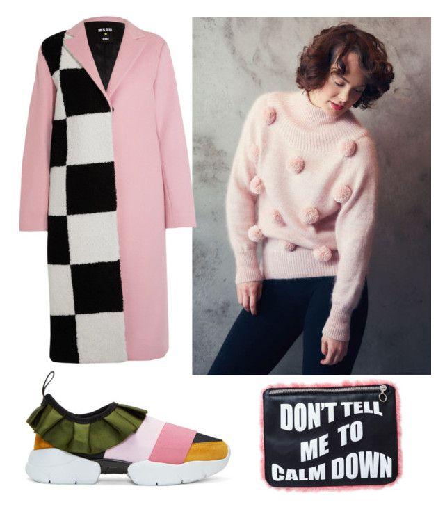 """Don't tell me."" by julija-sipicina-buhgolca on Polyvore featuring мода, Emilio Pucci, MSGM и Doriane van Overeem"