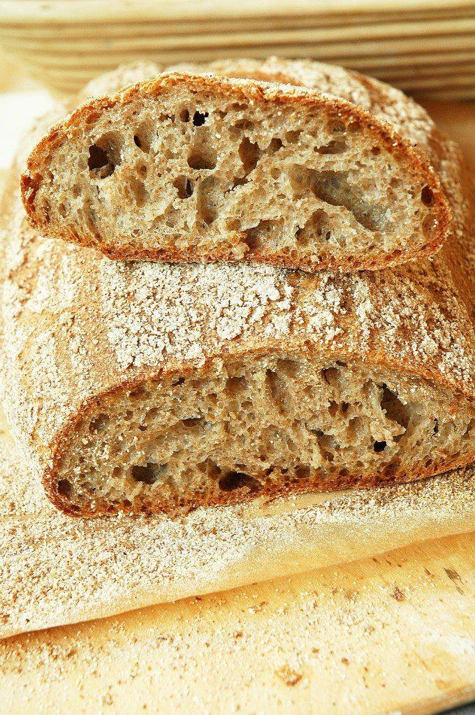 breadberry - Домашние фруктовые дрожжи и хлеб на них