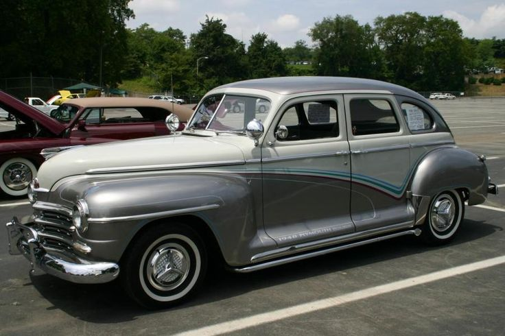 17 best plymouth clors images on pinterest vintage cars for 1948 plymouth 4 door sedan