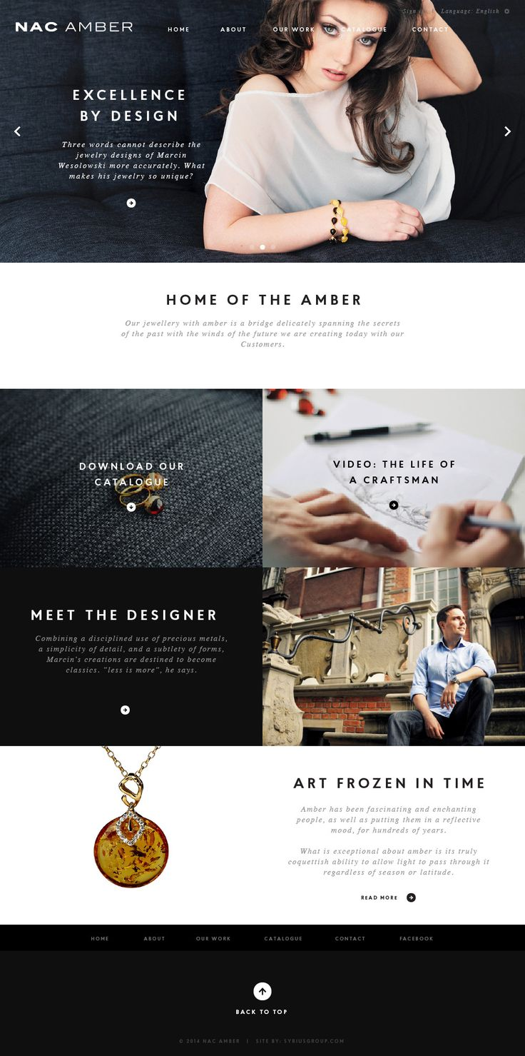 Nac Amber on Behance