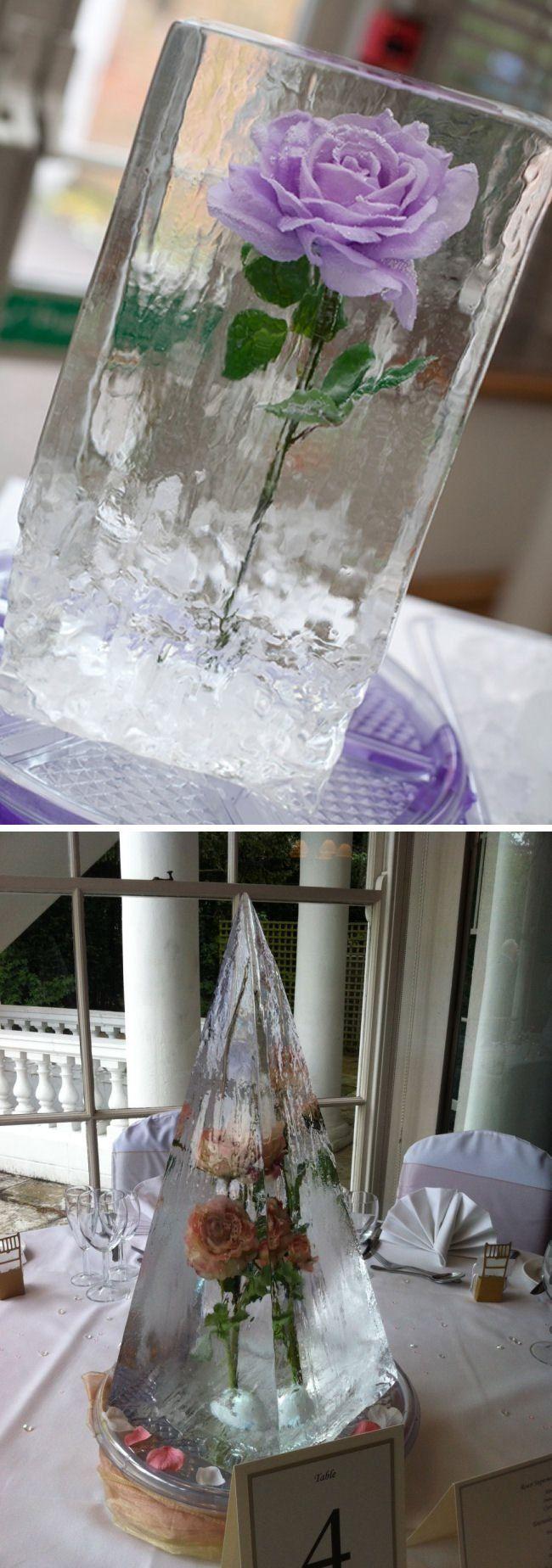 Q&A on wedding ice sculptures