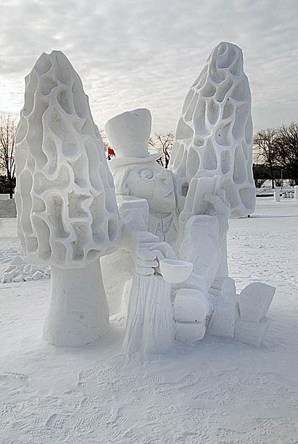 st paul winter carnival images | St. Paul Winter Carnival Snow Sculptures 2009 | Flickr - Photo Sharing ...