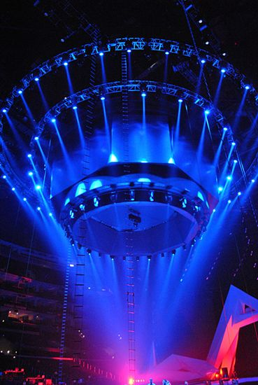 Video Music Awards stage
