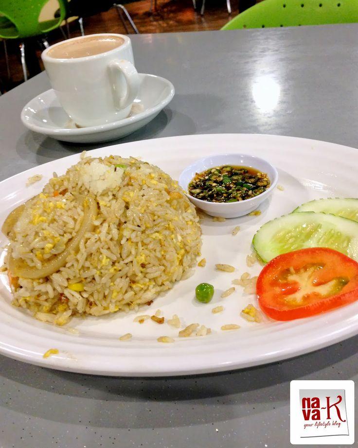 Restoran Mohd Chan - Kota Kemuning (Shah Alam) Halal Chinese food with an extensive menu.