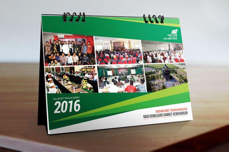 Table calendar 2016 hizbut tahrir