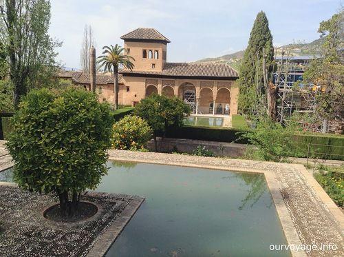 Альгамбра Гранада   maktur