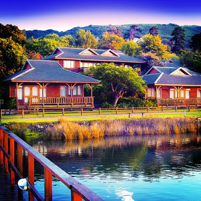 Situated on the water's edge of the Knysna Lagoon, Knysna River Club #travel #Knysna #beauty #vacation #tourist #travelgram #firstresorts