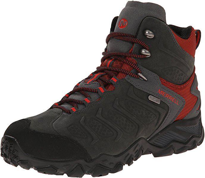Amazon.com   Merrell Men s Chameleon Shift Mid Waterproof Hiking Boot,  Granite, 10.5 M US   Hiking Boots   Shoes   Pinterest da8c9d51e910