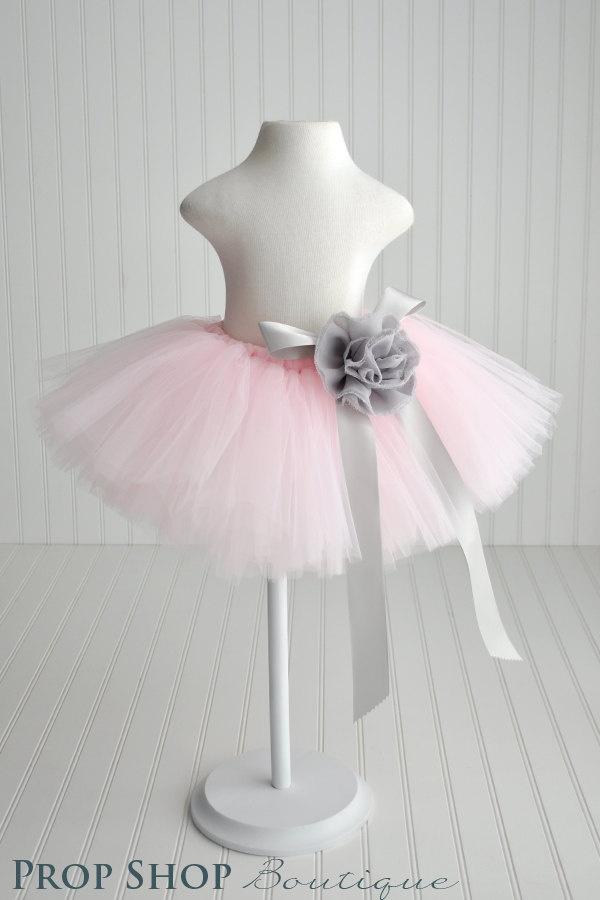 Pretty Primrose Tulle Skirt, Birthday, Special Occasion. $48.00, via Etsy.