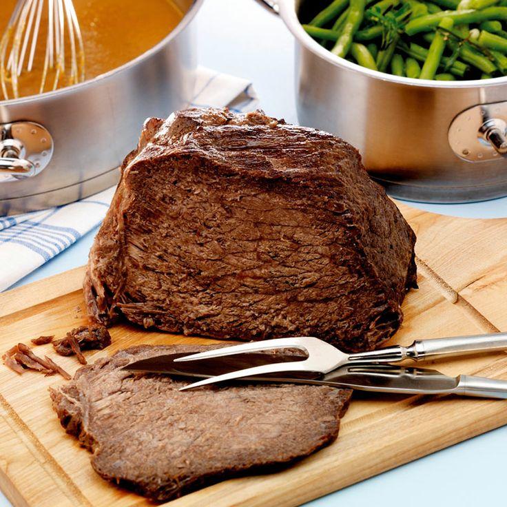 Loopt het water je al in de mond? Wat kan een goed gemarineerd stukje rundvlees toch heerlijk zijn… #WeightWatchers #recept #Telvrij