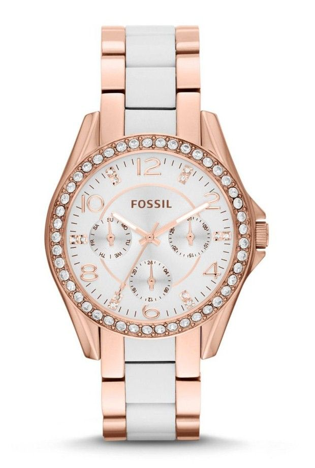 http://www.lookingwear.com/category/fossil-watch-women/ Crystal watches women Fossil  www.womenswatchhouse.com