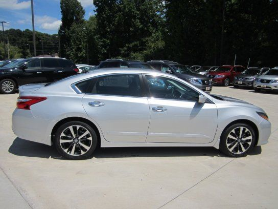 Cars for Sale New 2016 Nissan Altima in 2.5 SR