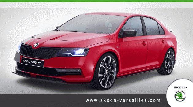La Skoda Rapid Sport Concept se dévoile ! http://www.skoda-versailles.com/actualites-skoda-sport-autos/19/la-skoda-rapid-sport-concept-se-devoile