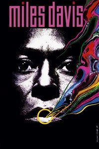 Roslaw Szaybo, Miles Davis (1989)  #graphics #art #artmarket #limitededition #artistoftheday #fineart #buyart  #polishposter