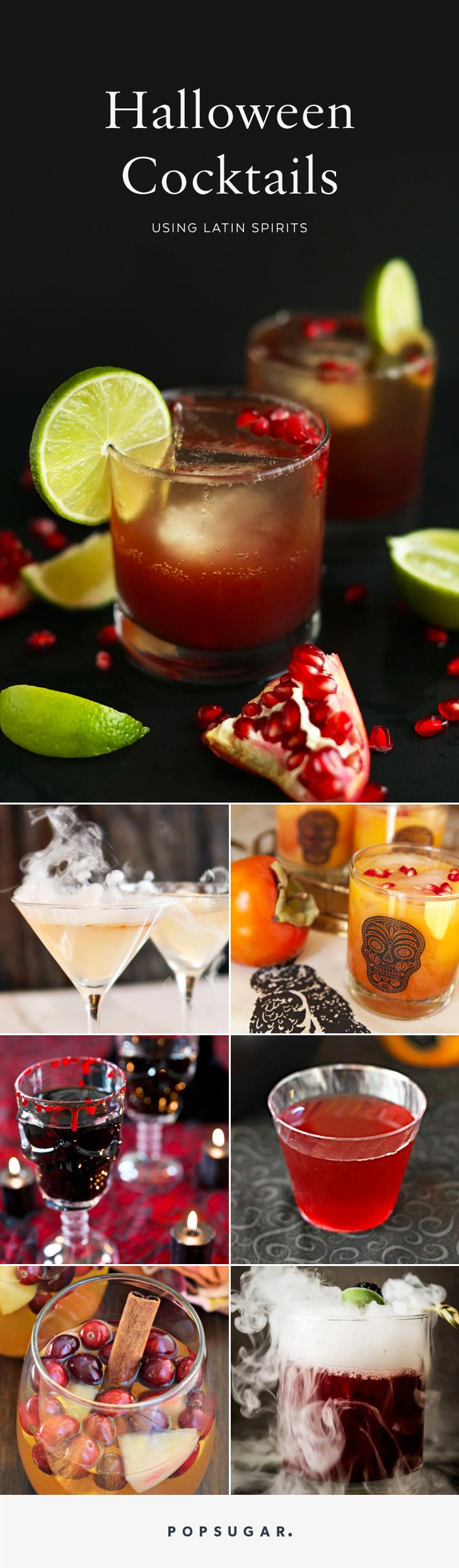 16 spooky halloween cocktails you can make with latin for Halloween alcoholic punch bowl recipes