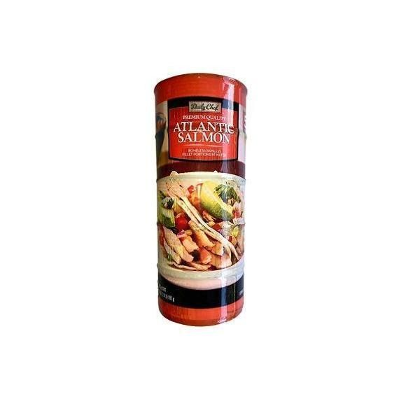 Daily Chef Canned Atlantic Salmon 7 oz. can