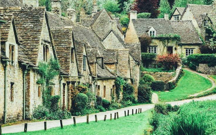 17 Of The Most Beautiful Villages To Visit In Britain! in England, Europe, Northern Ireland, Scotland, United Kingdom, Wales - Travel - Hand Luggage Only