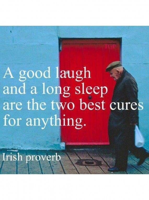 ☘☘ Ïŕἶŝђ €ƴẻŝ Ꭿŕẻ Ꮥ๓ἶℓἶภ' ☘☘ ~ A good laugh & a long sleep are the two best cures for anything ` Irish Proverb