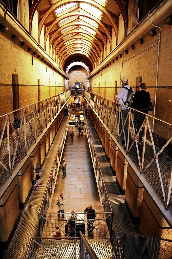 Melbourne Gaol, Australia