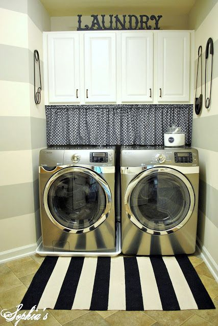 167 Best Images About Decorating Laundry Room On Pinterest Washers Lost Socks And Washer
